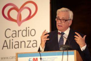 SÁNCHEZ MARTOS CLAUSURA LA JORNADA SOBRE PRESENTE Y FUTURO PARA LOS PACIENTES DEL CORAZÓN