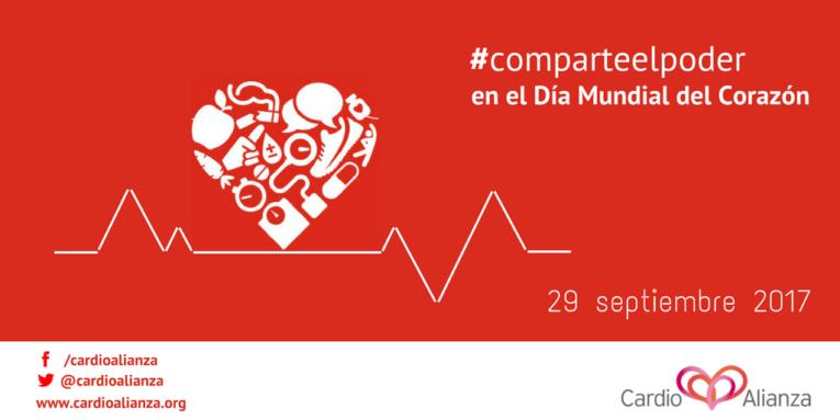 En el Día Mundial del Corazón se recuerda que el poder de cuidar la salud cardiovascular está en nuestras manos