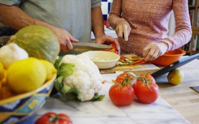 Una alimentación y nutrición saludable frente al COVID-19