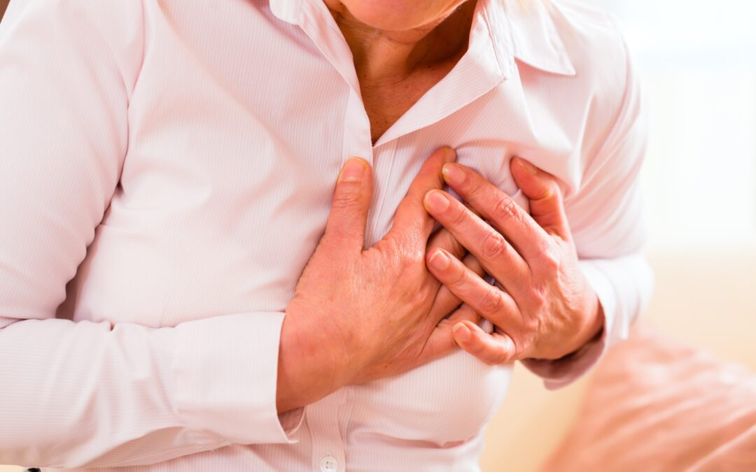 La mortalidad por infarto se ha casi duplicado en tiempos de pandemia