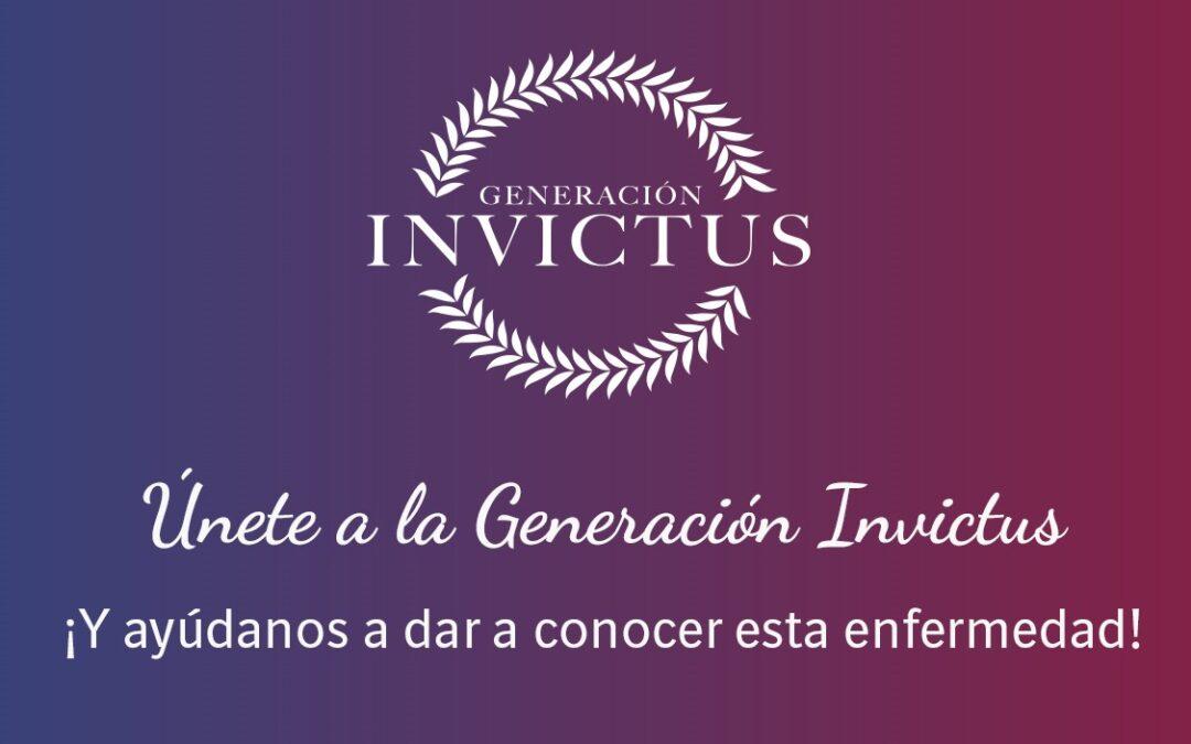 Alma Obregón se suma a #GeneraciónINVICTUS para concienciar sobre el ictus en personas mayores