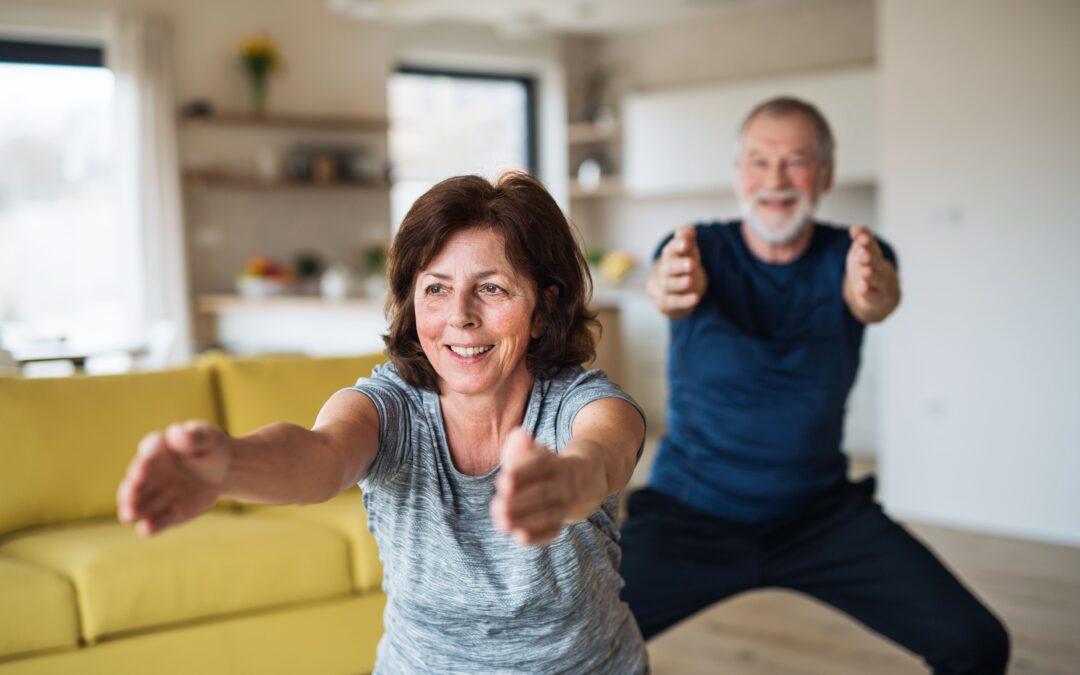 Hacer ejercicio aumenta hasta ocho veces la supervivencia en pacientes con COVID-19