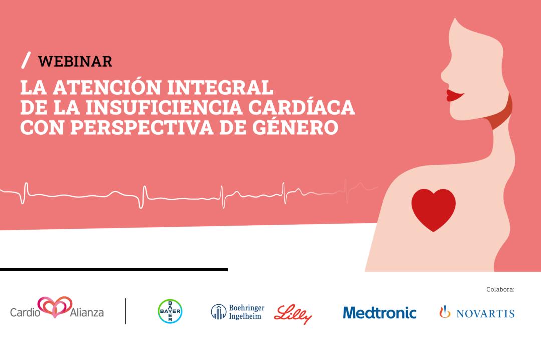 Las mujeres a partir de la posmenopausia tienen peor pronóstico y mayor morbimortalidad en la insuficiencia cardiaca