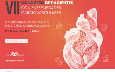 VII Congreso de Pacientes con Enfermedades Cardiovasculares: Oportunidades de cambio en la salud cardiovascular